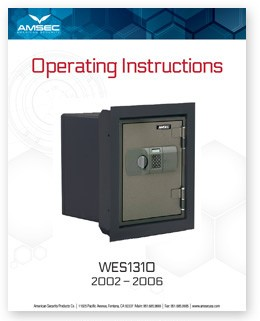 WES1310 2002-2006